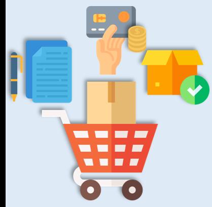 Portail de services des Approvisionnements dans TOPdesk